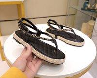 2021 Fashion Fisherman Sandals Classic Womens таполотка кожаная навязки плоский холст простые платформы обувь высокое качество в продаже