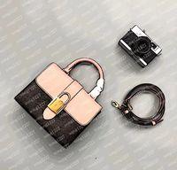 Femmes luxuries designers sacs 2021 sacs à main sacs à main BB bb sacs véritables cuir l 'mode fleur tapottes sacs à main taille 20 16 7cm