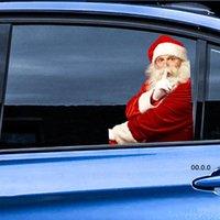 Creative Christmas decorações adesivo de carro adesivos de vidro rrd10936
