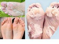 Hot sales vinegar remove dead skin foot skins smooth exfoliating feet mask foot-care