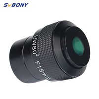 "Svbony Eyepieces Teleskop Mercek 2 ""F15mm UW80 Ultra Geniş Açı 80-DEG Ultra Geniş Açı FMC Mercek Astronomik Telesco 210319"