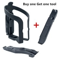 Bicycle bottle cage holder mountain bike kettle rack plastic accessories equipment