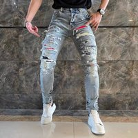 2021ss spring and summer new high grade cotton shirt Men's hoodie Suit pants Casual Fashion jacket Color stripe print sweatshirt Size:29-40 Color: black white k021