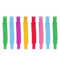 DIY Dekompresyon Oyuncak Çocuklar Mini Büküm Büküm Şekli DHL Ücretsiz Tubes Fidget Oyuncak Stres Rölyef Duyusal Terapi Oyuncak Suit Çocuklar için Yetişkinler için CJ04