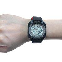 Outdoor Compass Professional Diving Compass Waterproof Navigator Digital Watch Scuba for Swimming Underwater