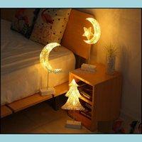 Natale festivo rifornimenti partito casa giardinieri decorazioni led ragazza decorazione cuore decorazione lampada amore piccolo tavolo modellazione fai da te stella notte
