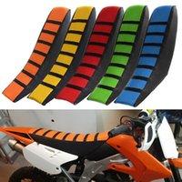 Motorradabdeckung Hohe Qualität 5 Farbe Universal Gummi Vinylgreifer Weiche Sitzbezug für KTM für Kawasaki für Yamaha