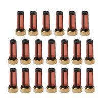 20 PCS Filtre de panier d'injecteur de carburant pour kits de réparation d'injecteur d'Audi BMW GMC GMC