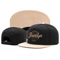 야구 Capbrbklyn 편지 보드 건설 Piek 모드 모드 힙합 모자 야외 레저 스포츠 모자 리바운드 모자