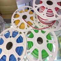 Strips Neon Led Light DC12V 24V Strip Flexible Waterproof IP65 8MM 16MM 2835 Chips 120leds meter Tube Tape Rope DIY