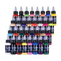 Ophir Paint One Bottle Fai da te Inchiostro Airbrush Airbrush Pigmento Acrilico Scarpe in pelle 32 colori per scegliere TA005