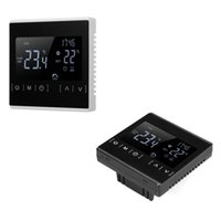 Smart Home Control Temperature Controller Contact Sn Thermostat Water Electric Boiler Heating AC85-240V