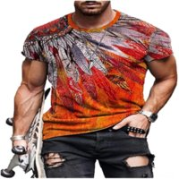 0nm Camicie di fiamma T-shirt da uomo sovradimensionata Estate O-Neck Streetwear Skeleton Men Tshirts Tshirts Tee Man Uomo Trshirts di lusso uomo in cotone
