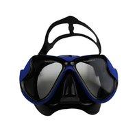 Vente en gros - Professionnel Sports nautiques Spearfishing Scuba Myopie et Hyperopia Maid de baignade Masque de plongée