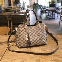Luxurys Bags Designer Tote Bag Branded crossbody Shoulder_bag Handbag Shoulder For Women 2021 Luxury Leather Vintage Mode Ladies Shopper Ma
