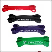 Equipments Supplies Sports & Outdoorsyoga Pilates Exercise Resistance Rubber Bands Fitness Stretch Loop Rope Crossfit Band Gum For Body Buil