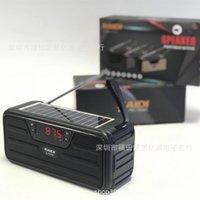 Yeni L15TS Mini Kablosuz Bluetooth Hoparlör Açık Spor Güneş Şarj Kartı Taşınabilir Küçük Hoparlör Kutusu