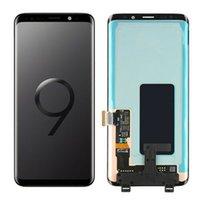 Оригинальные ЖК-панельные панели для Samsung Galaxy S9 G960 G9600 G9608 G960D G960F G960DS G960N G960U G960W Дисплей Сенсорный экран Замена цифрователя Ассамблеи Строгая