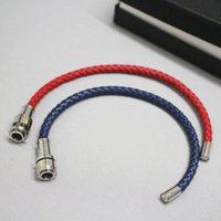 Luxury Designer Bracelet for men and women hand rope classic Yellow star red blue size can be customized 16-22cm
