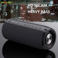 Powerful Bluetooth Speaker Bass Wireless Portable Subwoofer Waterproof Sound Box Support TF TWS USB Flash Drive