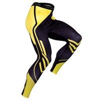 Pantalon d'homme pantalon long pantalon homme gym skinny trainggins hombré courir collants hommes leggings de sport sport sport sport
