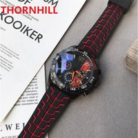 luxury Sapphire Day Date watch montre de luxe quartz full 316L stainless steel black fashion military sports Men Mens Wristwatch imported Japanese movement clock