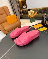 Italien Designer Luxus Logo Klassische Frau Hausschuhe Ass Marke Stil Vielseitige Frauen Sandalen Schuhe High-End Original Single Sandal 40% Rabatt Freeshipping Größe 35-41