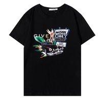 21ss New mens stylist t shirt men s clothing summer tshirt Hip-Hop women s short sleeve luxurys designer clothes Lady casual tee