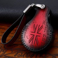 Car Key Case Cover Bag Fob Chain For Mini Cooper Countryman ...