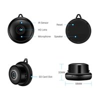 Camera Mini WiFi Security Home Video Surveillance Night Vision Motion Detect Baby Monitor V380 Cameras