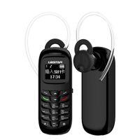 Mini Mobile Phone BM70 Wireless Bluetooth Earphone Cellphone Stereo Super Thin GSM Small Phones