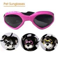 الحيوانات الأليفة الكلب النظارات الشمسية الأزياء طوي نظارات القط متجر الكلاب لعبة نظارات نظارات بو دعامة الملابس