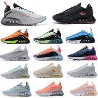 Maschio femmina 2090 scarpe da corsa tripla nera di alta qualità 2090s Designer sneakers classico casual formatori taglia 36-46 per uomo donna