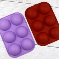 DIY Silicone Muffin Cupcake Baking Moulds Case Cupcake Maker Ice Cream Chocolate Mold Tray Baking Cup Cake Mold Kitchen Tools CPA3412