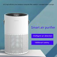 Air Purifiers Purifier H13 HEPA Filter LCD Screen Automatic Mode Sleep For Home Office Desktop