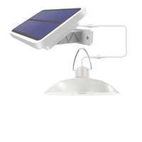 Solar energy lamp Solars Camping Light ABS 32Leds 520LM Waterproof LED Tent Outdoor Indoor Solary Pendant Lights crestech