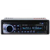 Bluetooth Car Stereo FM Radio MP3 Audio Player 5VBX Auto Electronics Subwoofer in-Dash 1 DIN AUTORADIO