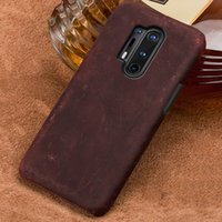Оригинальный кожаный чехол для телефона для OnePlus 9 Pro 9R 8 PRO 7T 7 PRO 6 6T 5 5T Nord Retro задняя крышка для одного плюса 8PRO 9PRO