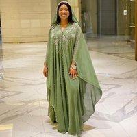 Ethnic Clothing Sequin Bolero Shrug Djelaba Femme Women Shrugs Niqab Abaya Kimono Long Muslim Cardigan Islamic Tunic Dubai Turkey Musulman C