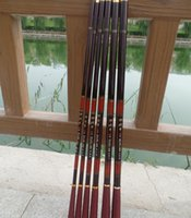3.6-7.2Mストリーム釣り竿炭素繊維伸縮式釣り竿超軽い鯉釣り竿