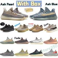 Yeni Kanye Ayakkabı Abez Eliada Koşu Ayakkabıları Erkek Chaussures Zyon Toprak Kükürt Keten Yecheil Siyah Statik Kil Oreo Spor Eğitmenleri Spor Ayakkabıları