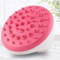 Ootdty Handheld Bad Dusche Anti Cellulite Ganzkörper-Massagebürste Abnehmen Schönheit Z07 Drop Shipping BWD6680