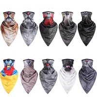 Animal Print Cool Masks for Menwomen Motorcyclebike Cycling Half Face Scarf Outdoor Sport Hiking Paintball Party Iia105