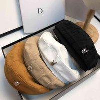 Fashion Small Fragrance Romantic Su Beret Korean Lovely Rabbit Bud Hat Autumn Outdoor Travel Versatile Artist