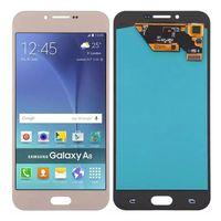 A810 Panneaux OLED testés à 100% pour Samsung Galaxy A8 2016 LCD SM-A810S Afficher l'écran tactile Digitizer de rechange de remplacement