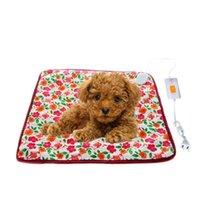Dog Apparel 1Pc Pet Puppy Cat Kitten Warm Electric Heat Pad Heating Blanket Bed Mat