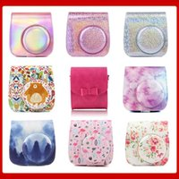 Storage Bags Carrying Camera Cases Cover Bag Suitable For Polaroid Fujifilm Instax Mini 8 8+9 Soft Silicone Protective Skin