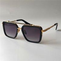 Luxusdesigner Sonnenbrillen für Männer Costa Square Marke Design Vintage Frames Mode Full Frame Hohe Qualität Steampunk Sonnenbrille