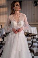 Wraps & Jackets Floor Length Wedding Jacket Wrap Bridal Bolero Tulle Shawl Bride Coat Accessories Custom Made