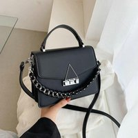 Shoulder Bags Small PU Leather Crossbody For Women 2021 Luxury Women's Ladies Designer Handbags And Purses 6671